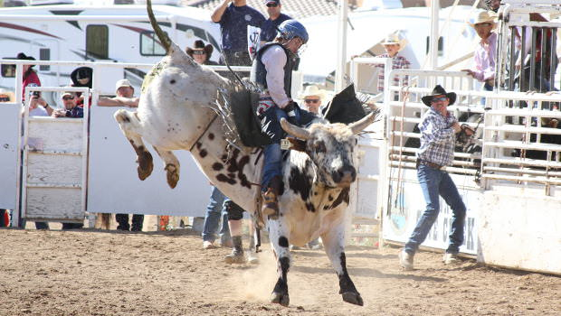 The Cave Creek Fiesta Days Rodeo Celebration