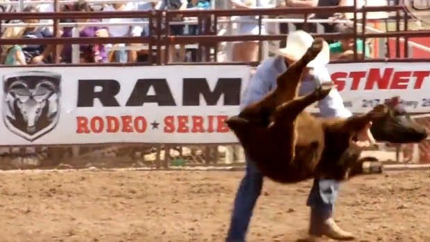 The Pro Rodeo Cowboys Association (PRCA) sanctions the Payson's Spring Rodeo from barrel racing to bull riding and from tie down to steer wrestling