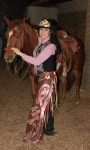 Miss Rodeo Wyoming, Holly Kennedy 2013