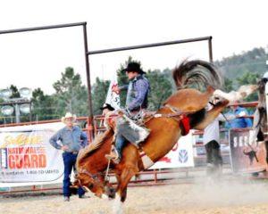 Jesse Bail 2013 Sturgis Wild West Days_photo courtesy of Johnny's Photo