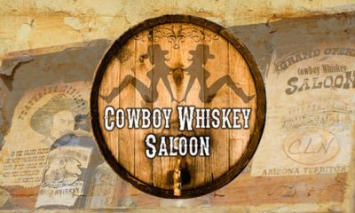 Cowboy Whiskey Saloon