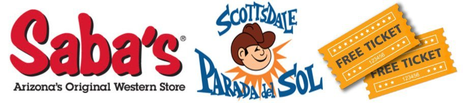 Parada del Sol Scottsdale Rodeo Free Tickets