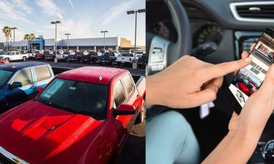 Dealership Plus Online Resources Can Offer Best of Both Worlds
