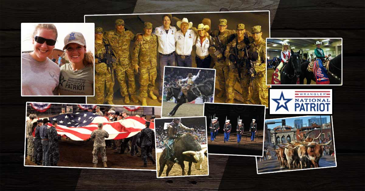 Over $700K Donated by Wrangler for Military Charities