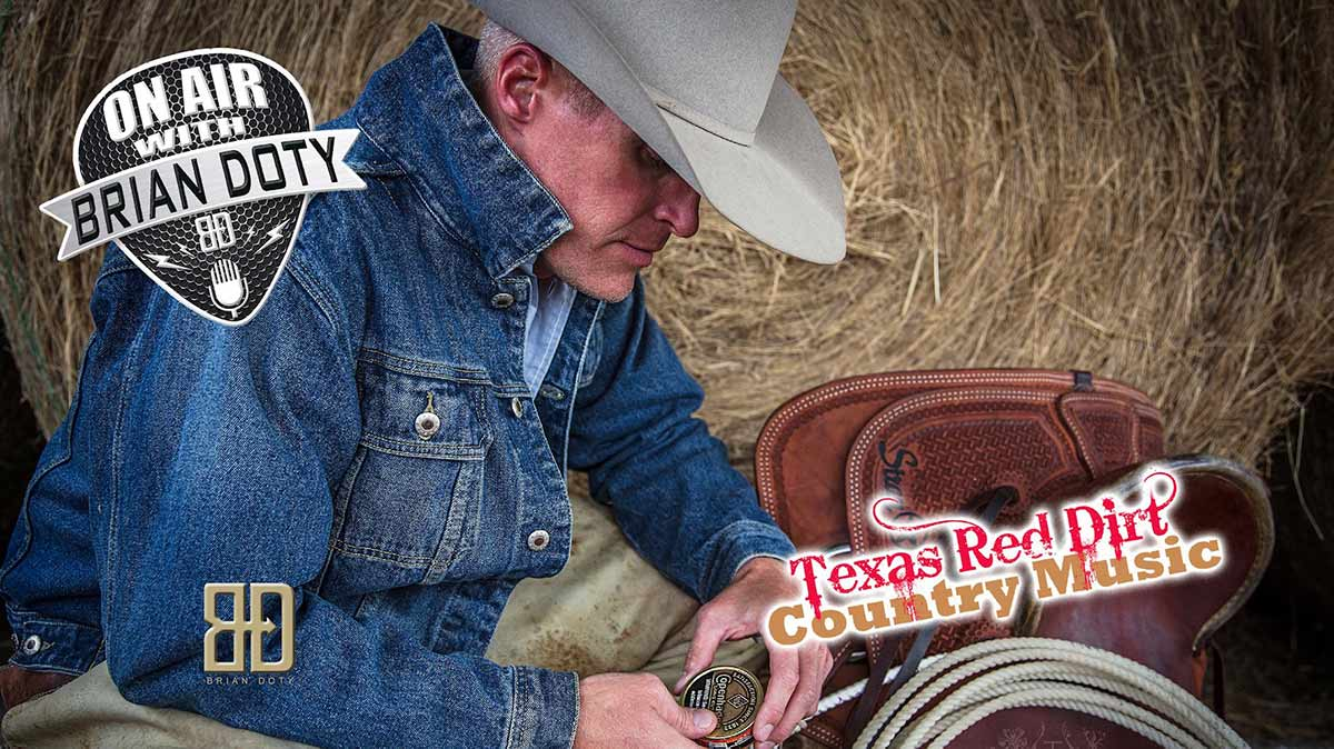 On Air With Brian Doty Texas Red Dirt Country Music 4-7-18