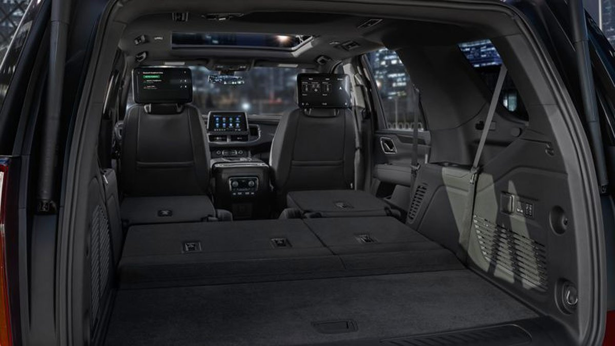 2021 Chevy Tahoe, Suburban to offer more space, creature comforts