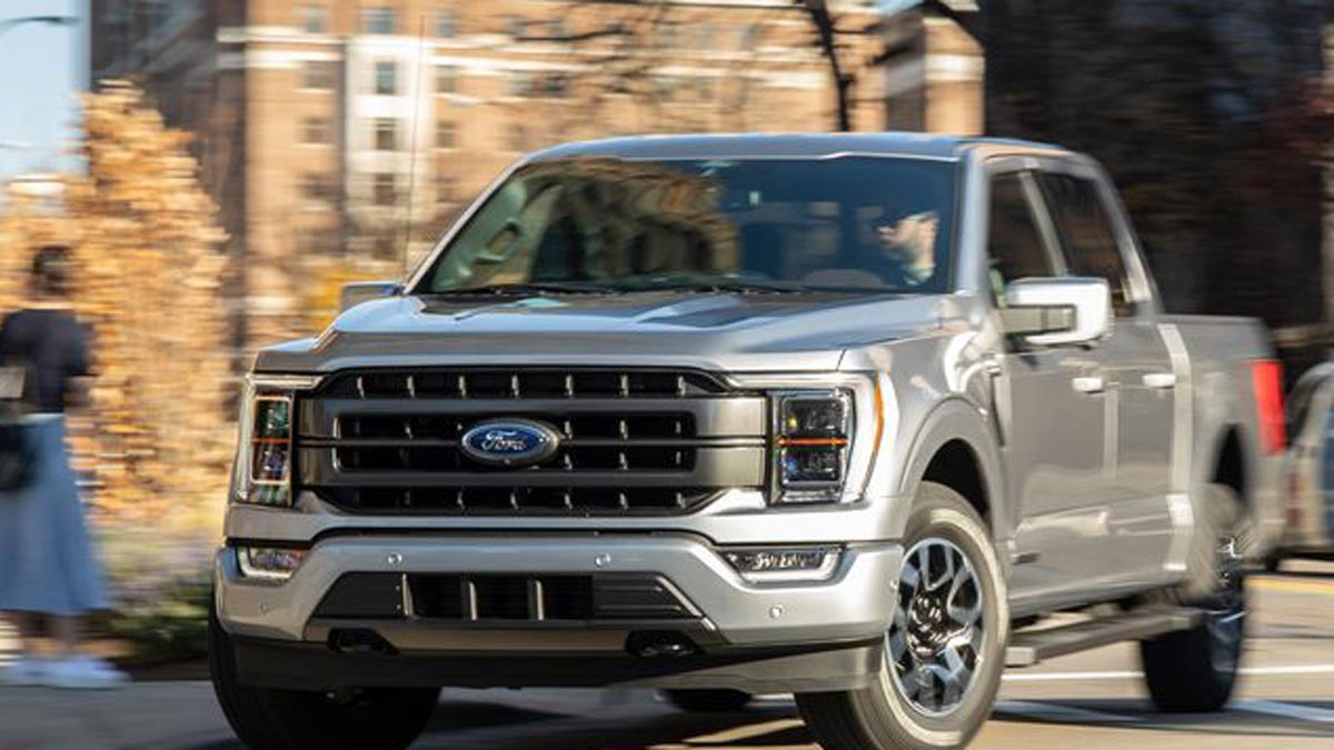 Ford F-150 ups its game for 2021