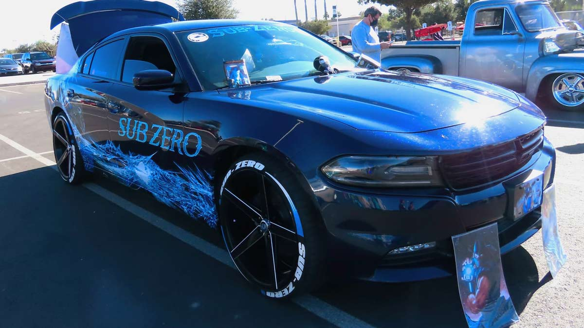 Benefit auto show receives support from Earnhardt Auto Centers